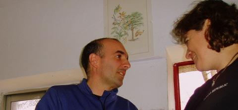 Antonio y Úrsula