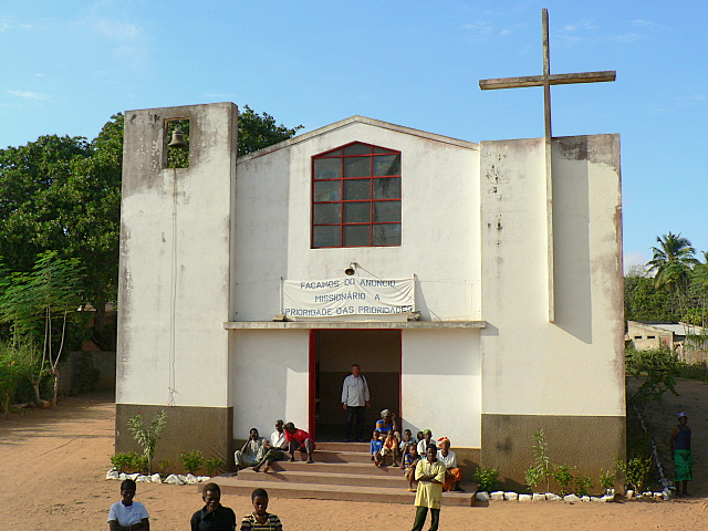 La Iglesia de Santa Isabel de Chiúre