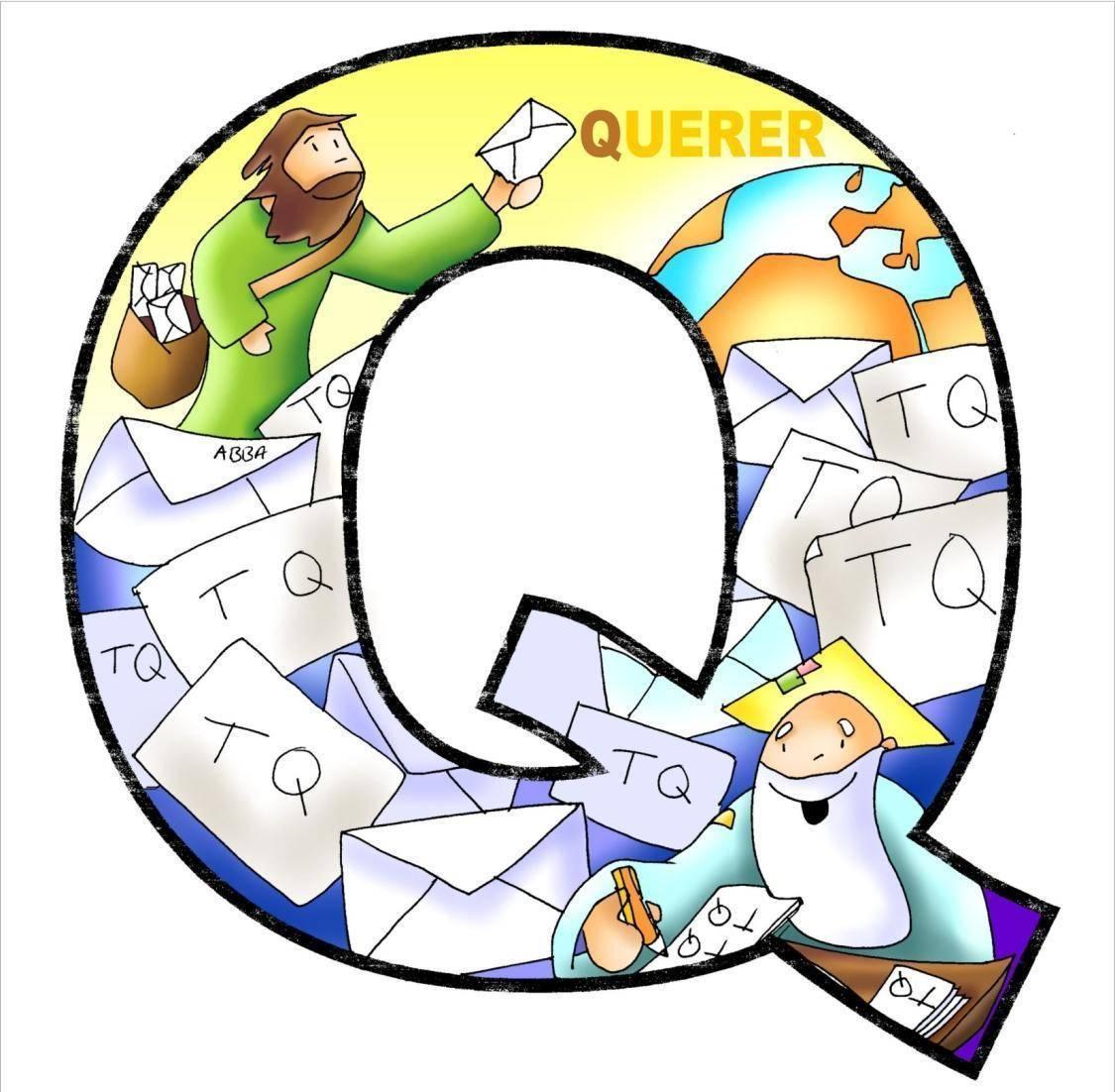 tipográfico la letra q los significado de los nombres con la letra k
