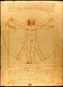 Hombre Leonardo da Vinci