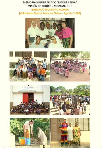 Memoria Misión Chiúre (Mozambique)