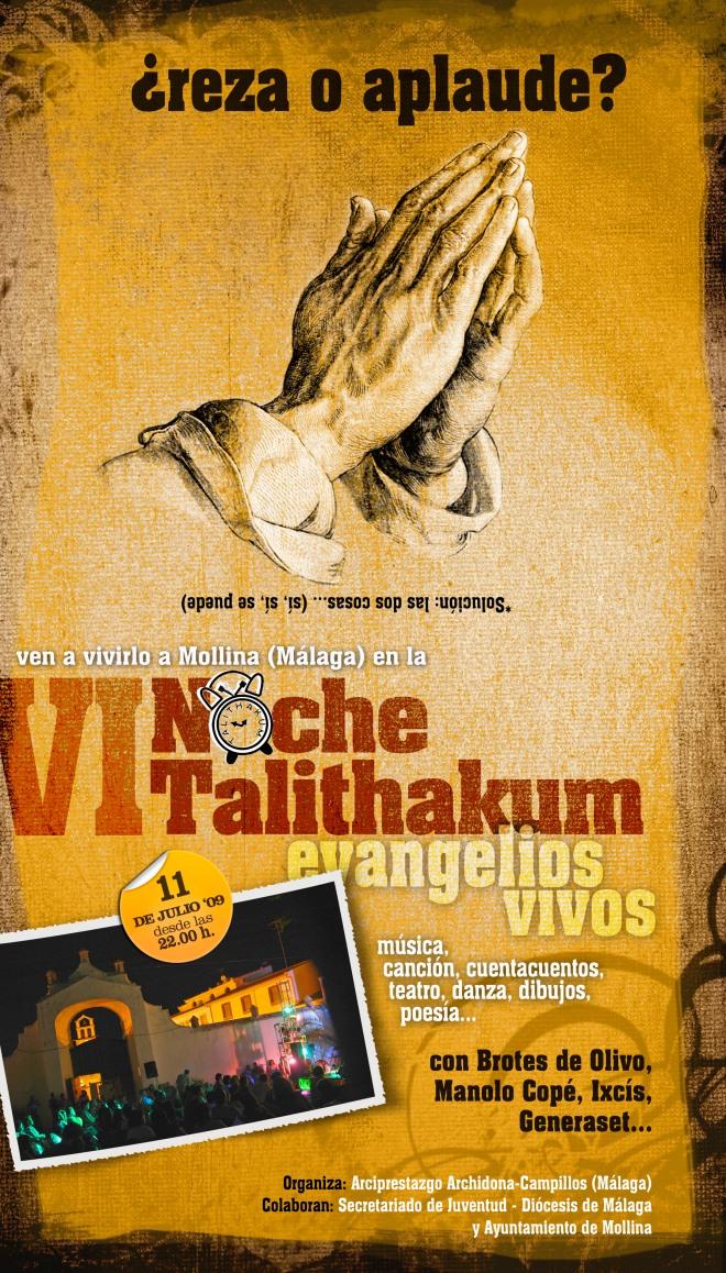 Cartel Talithakum VI