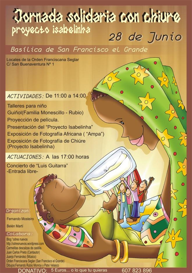 Jornada Solidaria con Chiúre