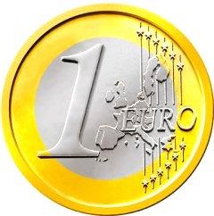 Un euro al día