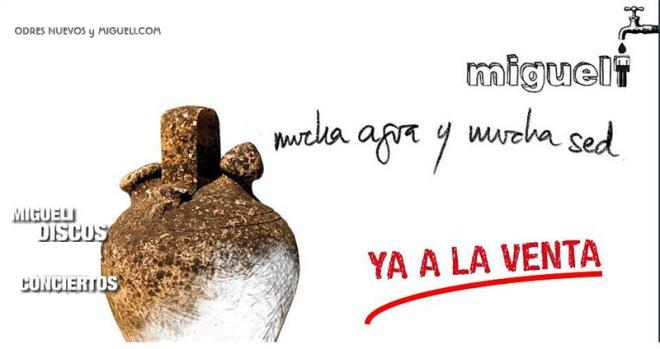 Nuevo Disco Migueli