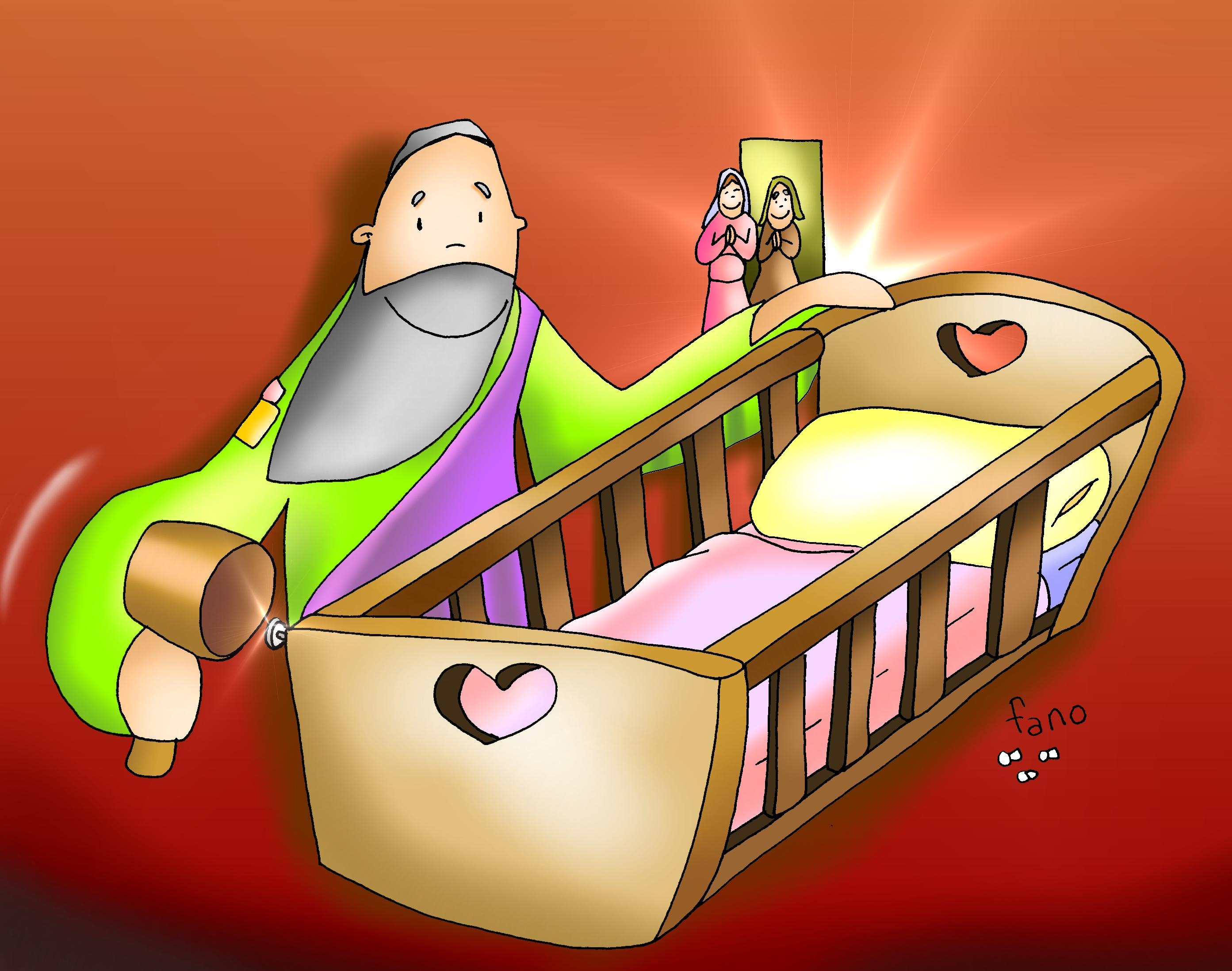 Resultado de imagen para imagenes domingo 4 de adviento para niños