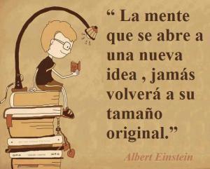 abrir la mente a la lectura