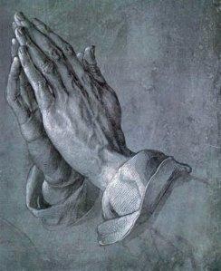 Manos de Durero orando