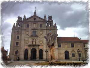 Convento Padres Carmelitas Ávila - Fernando Mosteiro - Odres Nuevos