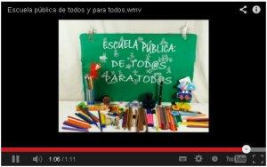Escuelas… Par... Caer En La Escuela Publica