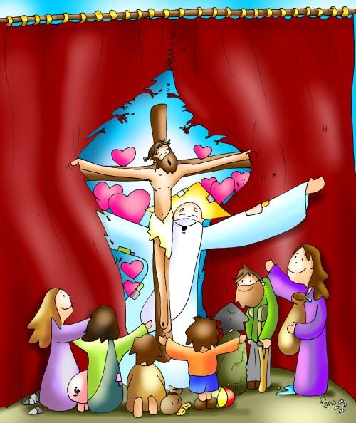 Evangelio 24 de marzo 2013 color