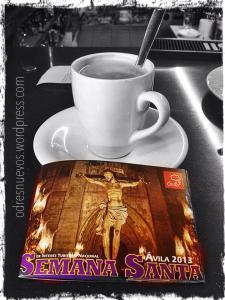 Inicio de la Semana Santa - Fernando Mosteiro - Odres Nuevos