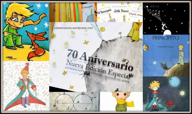 70 aniversario de El Principito