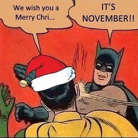 Estamos en noviembre - Odres Nuevos