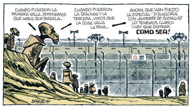 valla - Odres Nuevos
