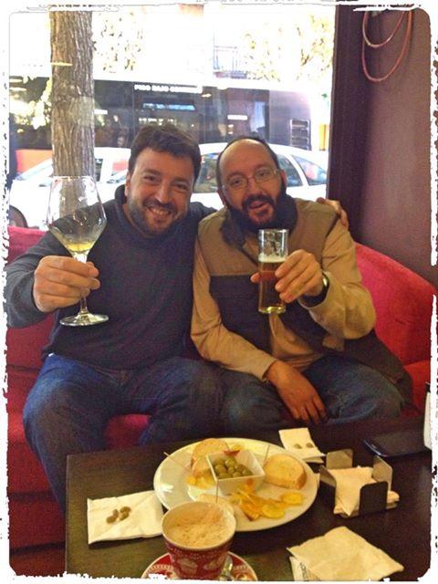 Fer y Fray Andrés - Odresnuevos
