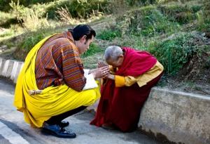 odresnuevos - rey de bután