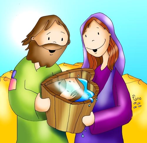 Odres Nuevos Evangelio 23 de marzo 2014 color