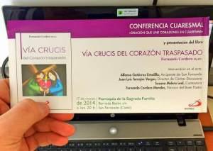 Odres Nuevos Presentación Libro Vía Crucis2