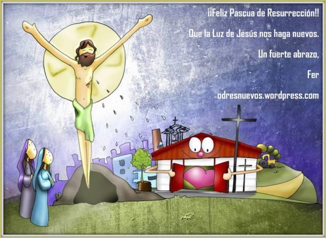 Odres Nuevos - Resurrección