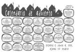 Odres Nuevos calendario -adviento - 2014 byn