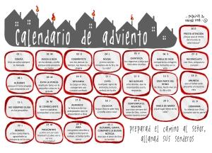 Odres Nuevos - calendario-adviento -2014