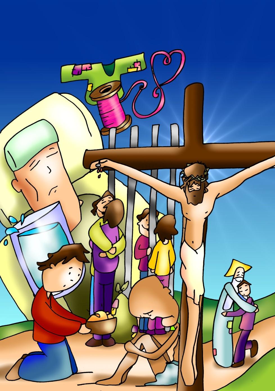 Odres Nuevos Evangelio 23 noviembre bn (1)