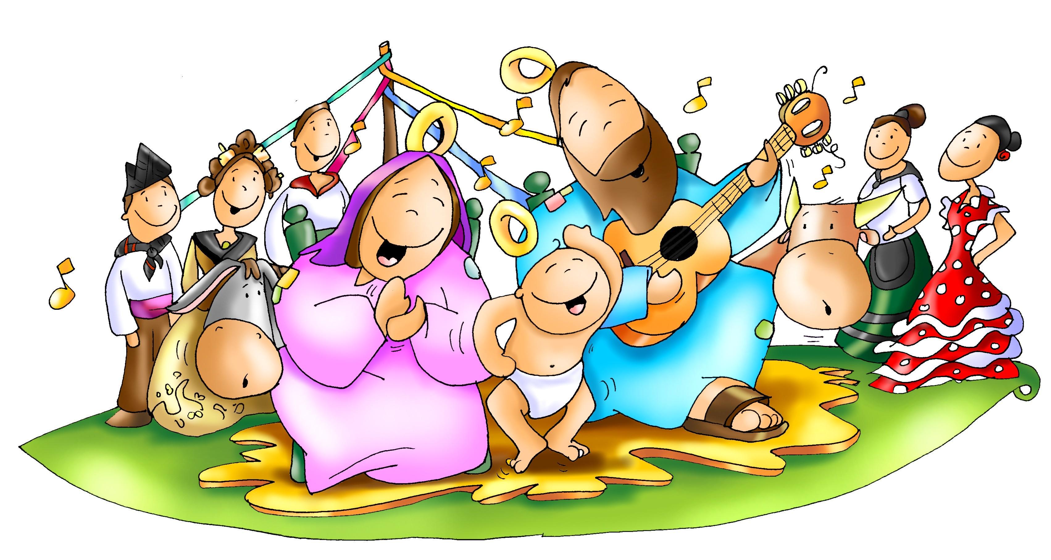 Dibujos fano navidad odres nuevos - Dibujos navidad en color ...