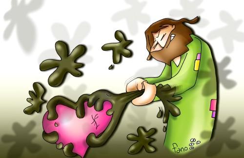 Odres Nuevos - Evangelio 1 febrero 2015 COLOR