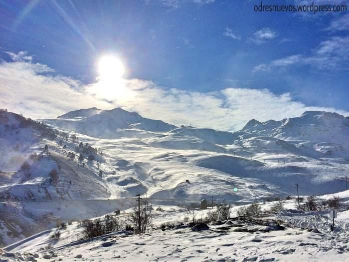 Odres Nuevos - Copos de Nieve
