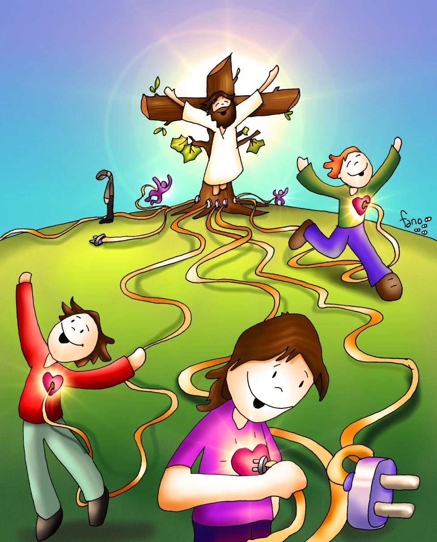Odres Nuevos Evangelio 3 de mayo 2015