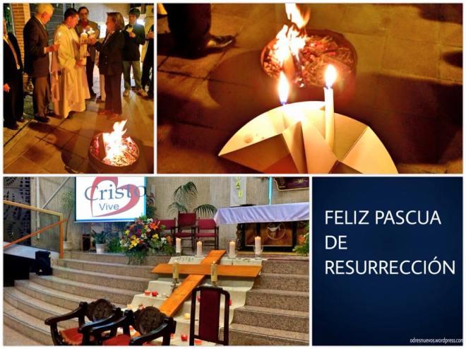 Odres Nuevos - Pascua de Resurrección