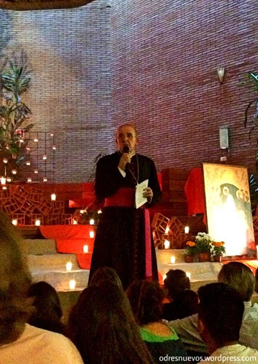 Odres Nuevos Oración Ecuménica Taizé Madrid6