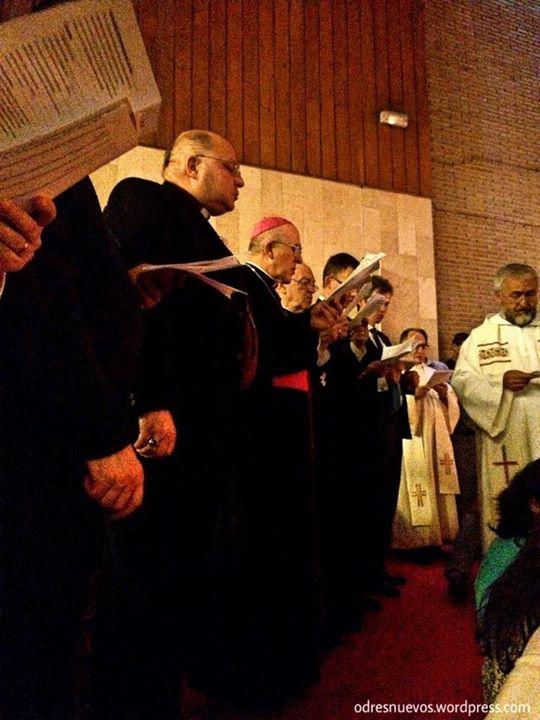 Odres Nuevos Oración Ecuménica Taizé Madrid8