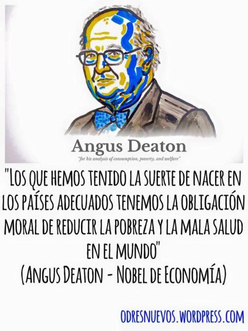 Odres Nuevos Angus Deaton