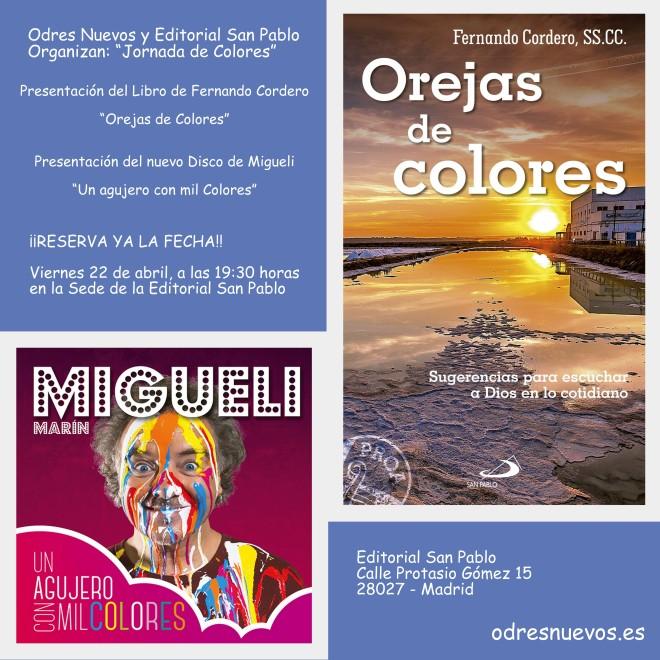 Odresnuevos Jornada de Colores