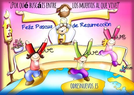 Odresnuevos - Pascua de Resurrección