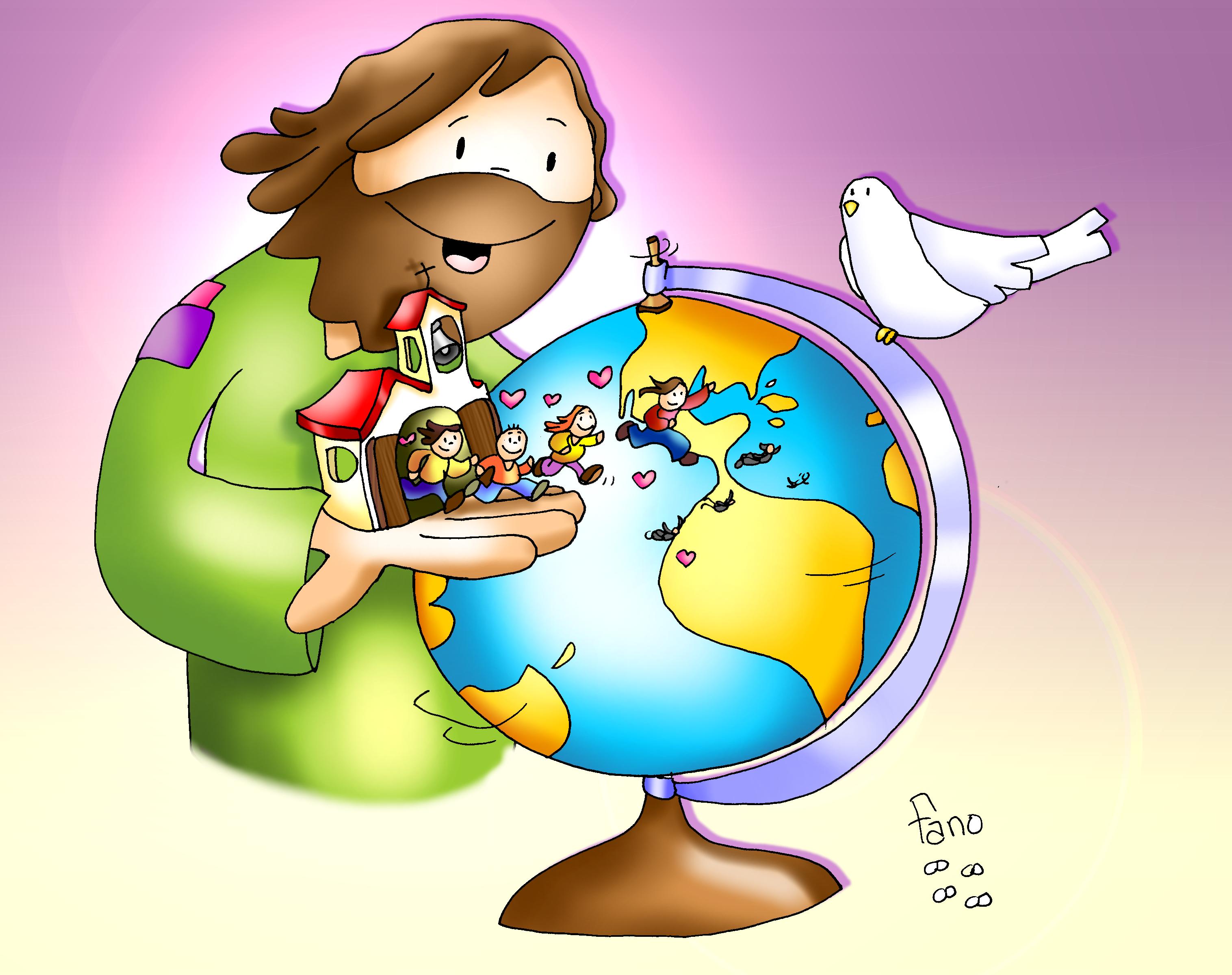 Resultado de imagen de dibujo de fano evangelio domingo 2 de julio 2017