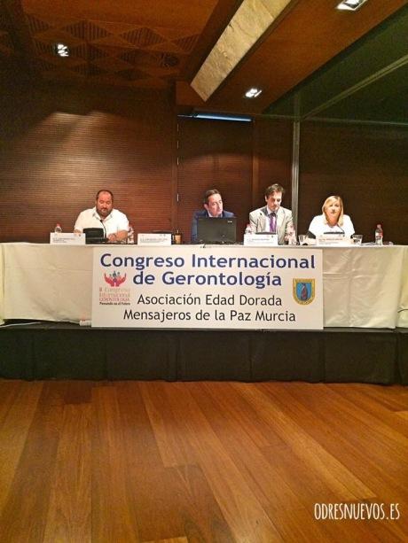 Odresnuevos II Congreso Internacional Gerontología