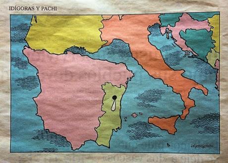 Odresnuevos con Italia