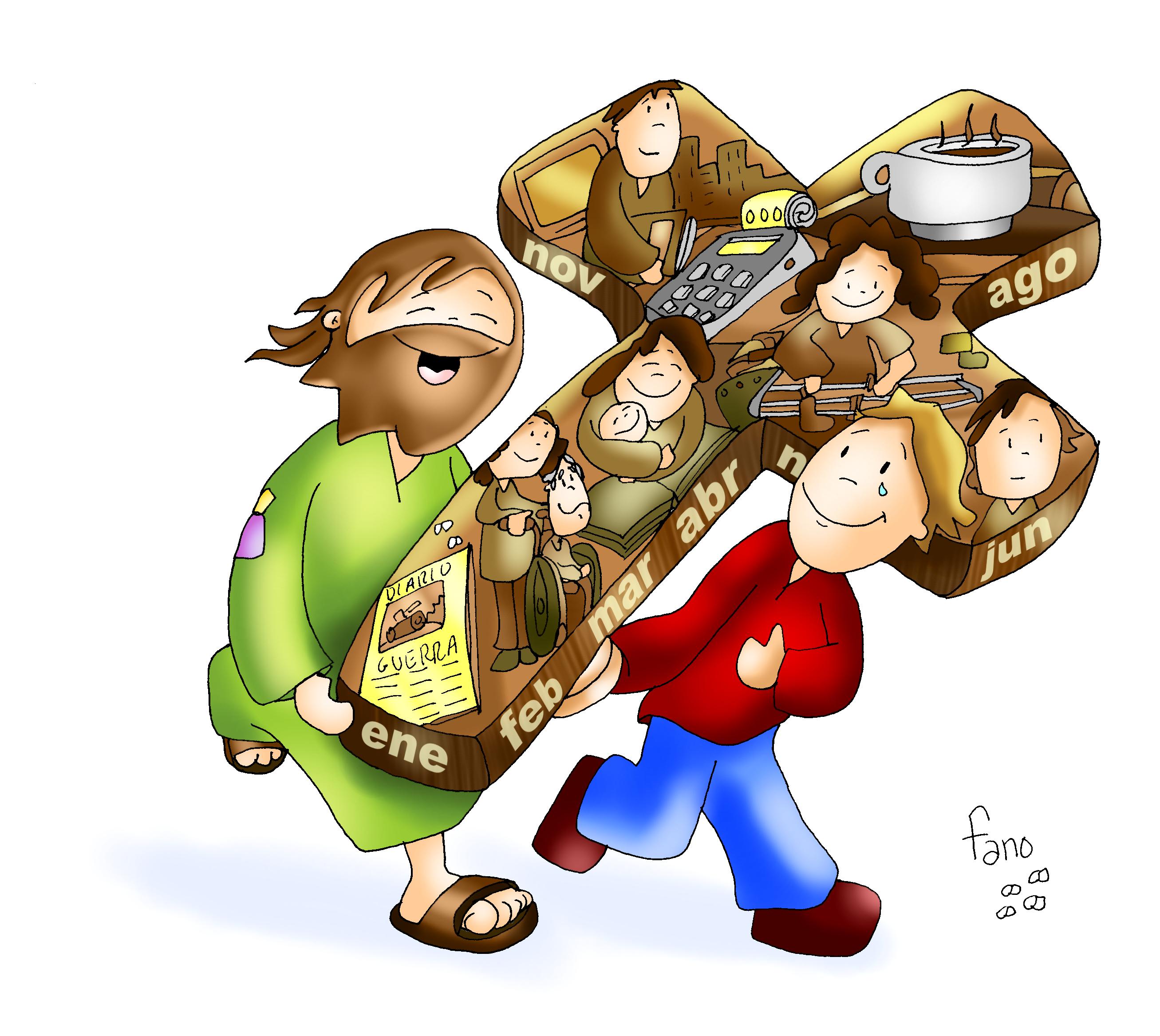 Evangelio del Domingo – Odres Nuevos